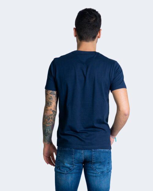 T-shirt U.S. Polo Assn. - Blu - Foto 2