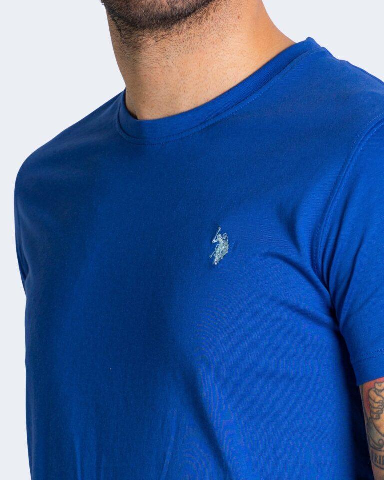 T-shirt U.S. Polo Assn. HORSE LOGO Blu marine - Foto 2