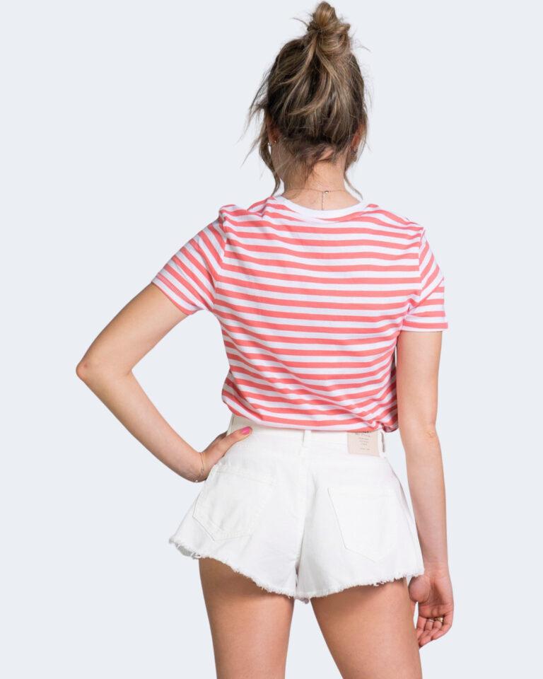 T-shirt Only KITA Bianco - Foto 2
