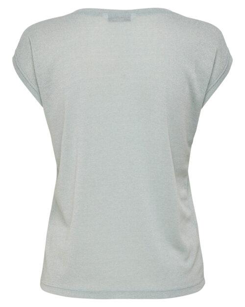T-shirt Only Silvery Blu Chiaro – 29136