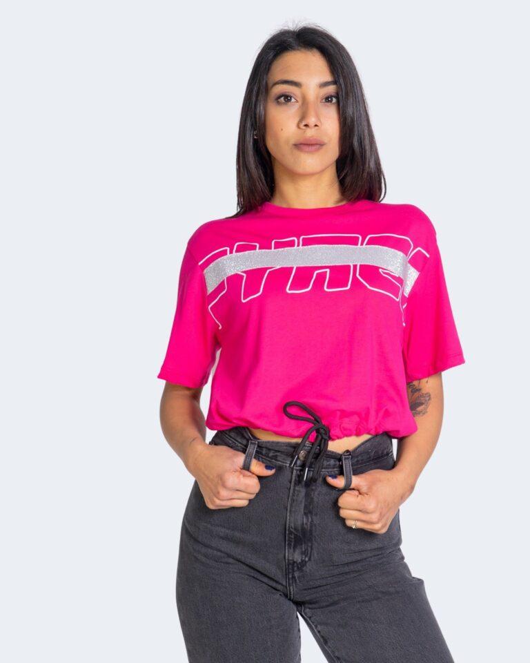 T-shirt Pyrex - Fuxia - Foto 1
