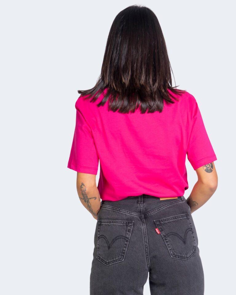 T-shirt Pyrex - Fuxia - Foto 3