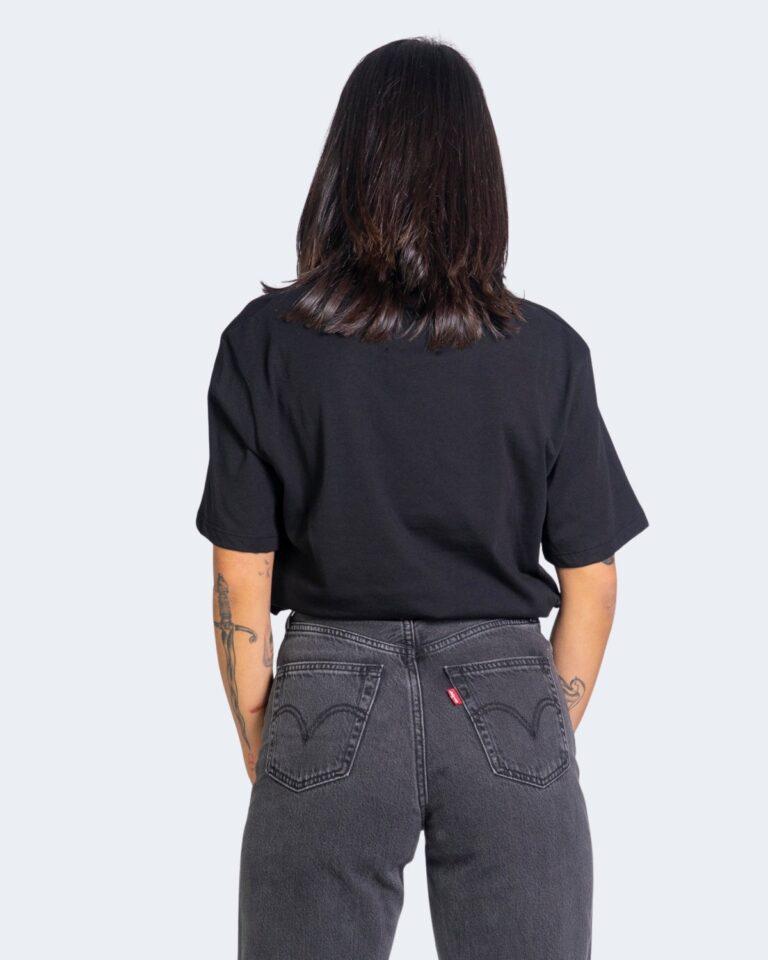 T-shirt Pyrex - Nero - Foto 2