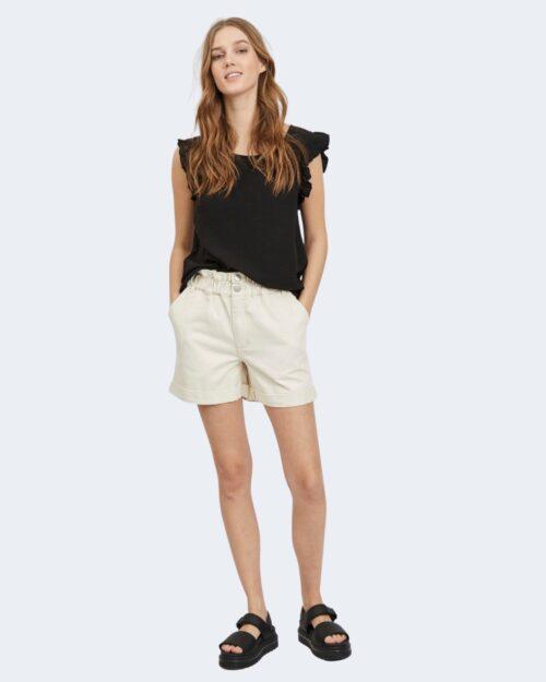 T-shirt Vila Clothes ELLIE Nero – 62967
