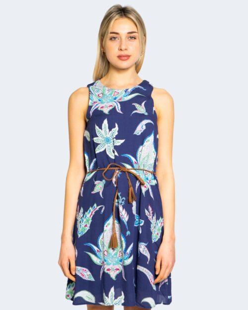 Vestito corto Desigual ADRIANA Blu – 65695