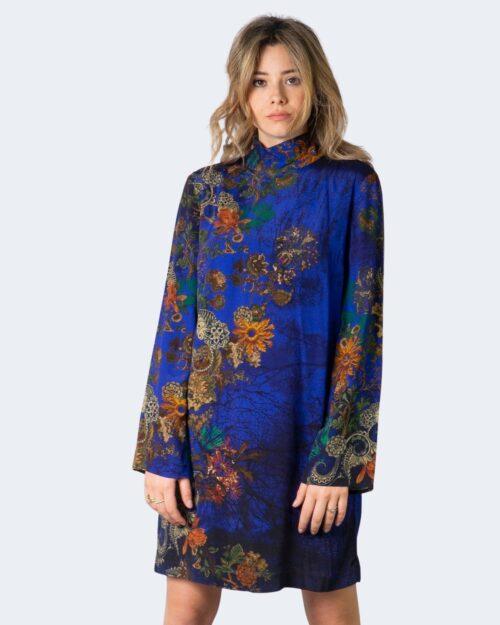Vestito corto Desigual AUDREY Blu – 61662