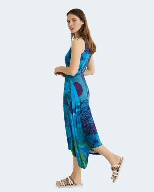 Vestito corto Desigual NISE Blu – 65413