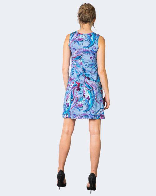 Vestito corto Desigual IVY Lilla – 65405