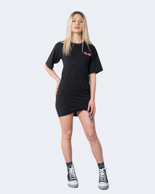 Vestito corto Glsr ABITO CORTO Nero – 71121