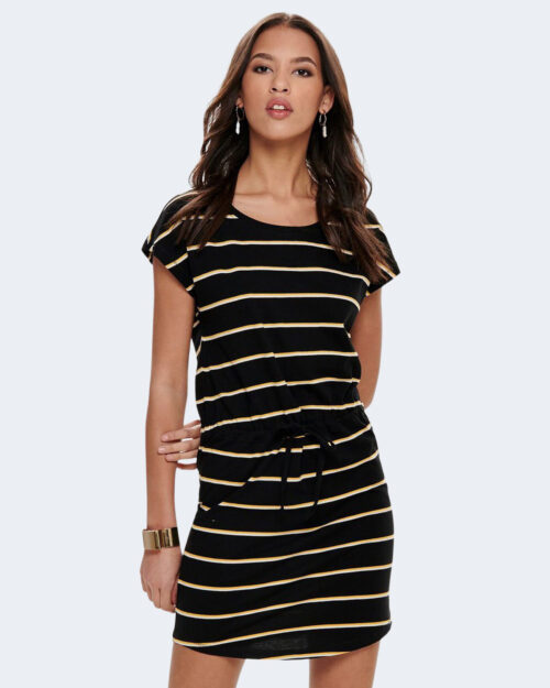 Vestito corto Only MAY DRESS NOOS Nero – 45404