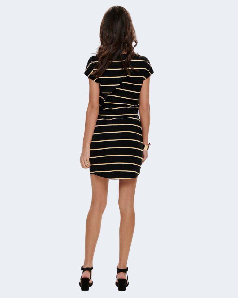Vestito corto Only MAY DRESS NOOS Nero - Foto 3