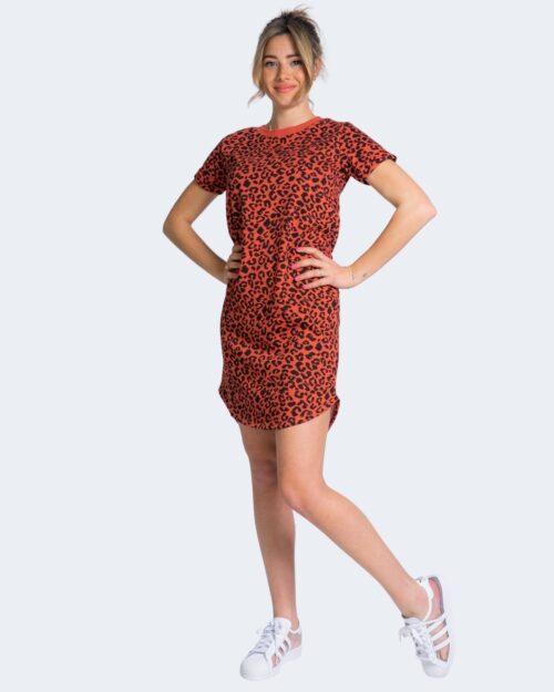 Vestito corto Jacqueline De Yong IVY Ruggine – 63238
