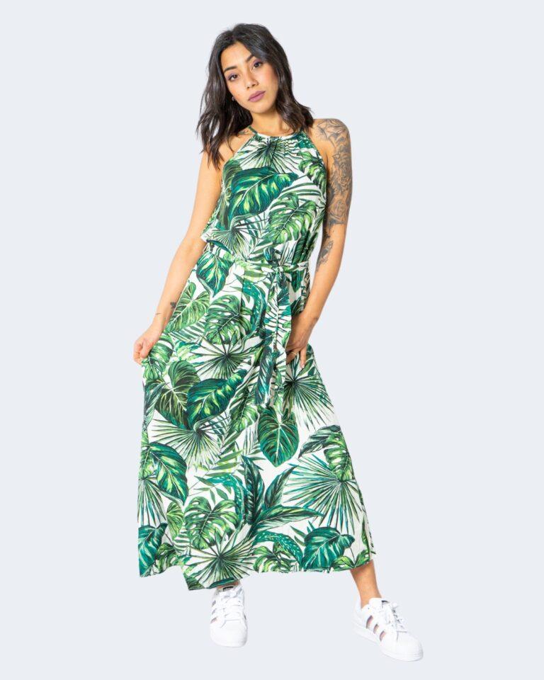 Vestito lungo Only ALMA Verde - Foto 1