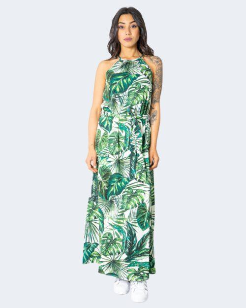 Vestito lungo Only ALMA Verde - Foto 3