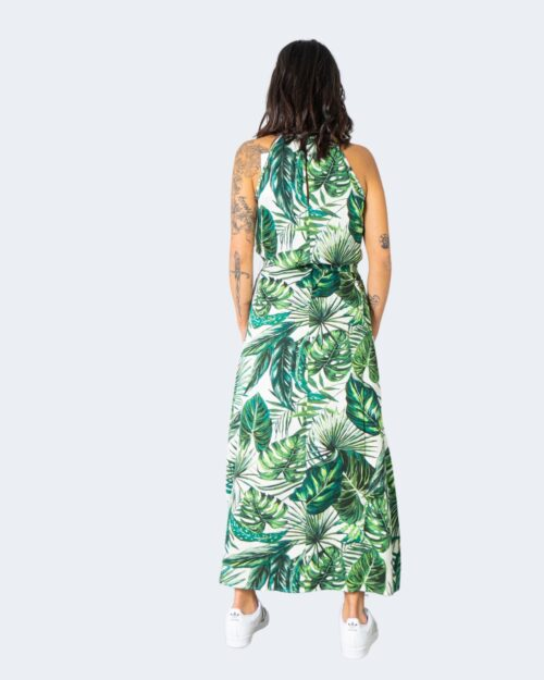 Vestito lungo Only ALMA Verde - Foto 4