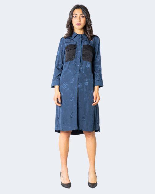 Vestito midi Desigual BUSÁN Blu – 61658