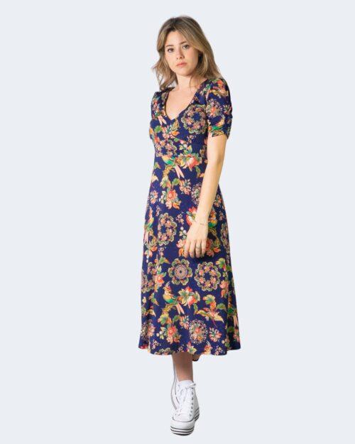 Vestito midi Desigual hanna Blu – 51512