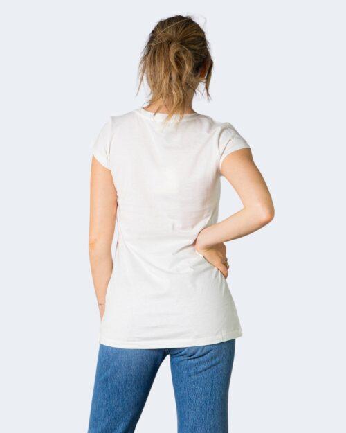 T-shirt Vicolo FENICOTTERI Bianco - Foto 4