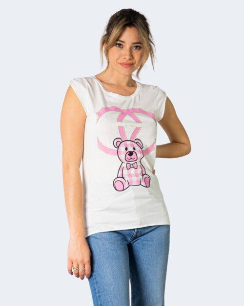 T-shirt Vicolo TEDDY Bianco – 70842
