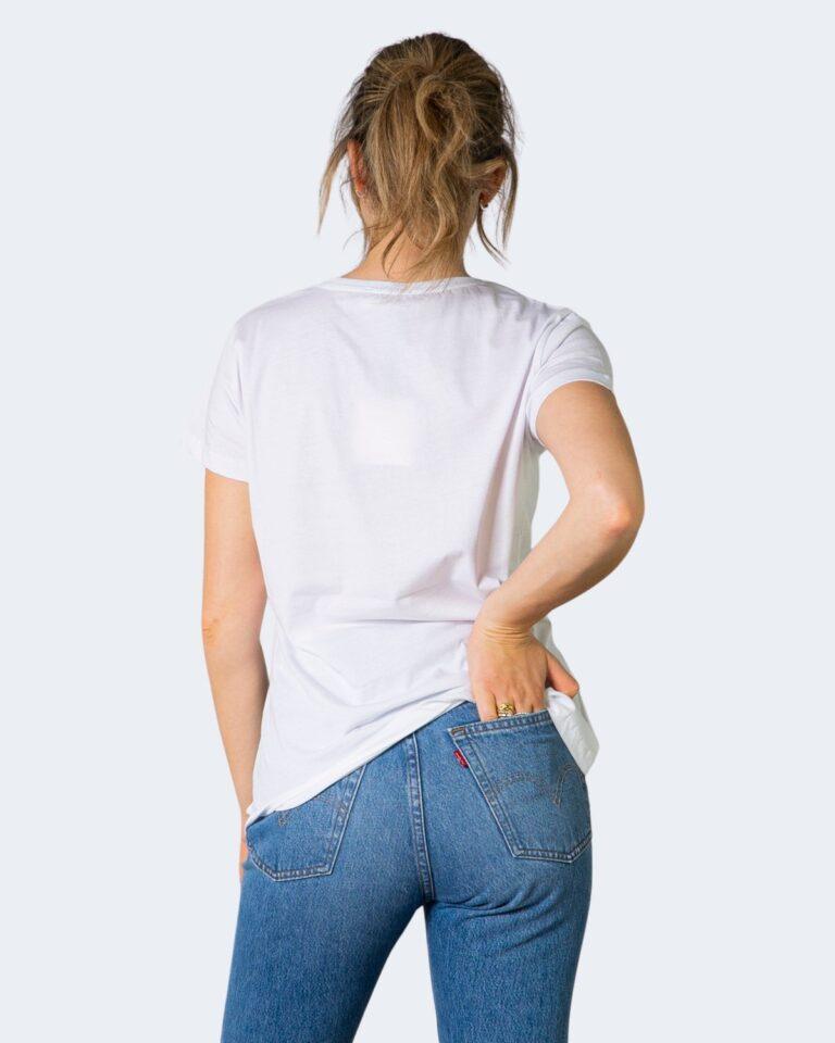 T-shirt Vicolo ZEBRA Bianco - Foto 4