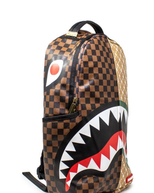 Zaino Sprayground Paris Vs Florence Shark Marrone – 31095