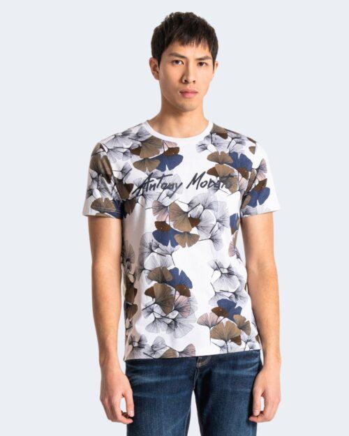 T-shirt Antony Morato FIORI Bianco – 71572