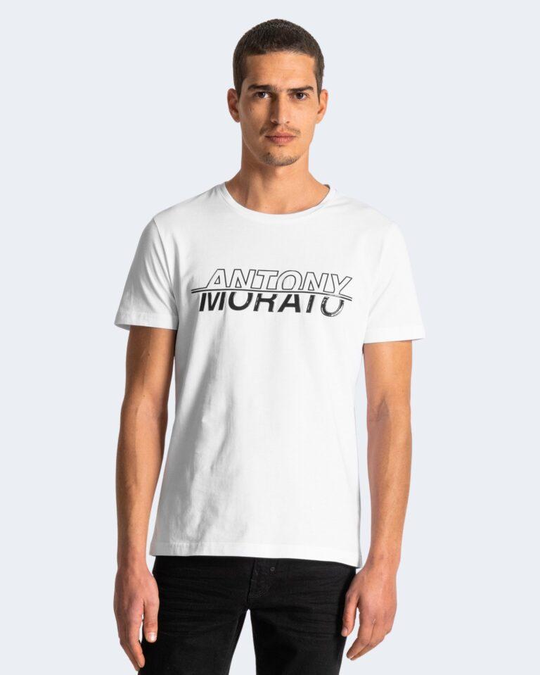T-shirt Antony Morato THE GREEN Bianco - Foto 1