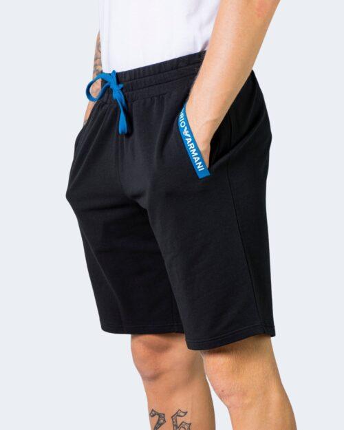 Bermuda Emporio Armani Underwear - Nero - Foto 1