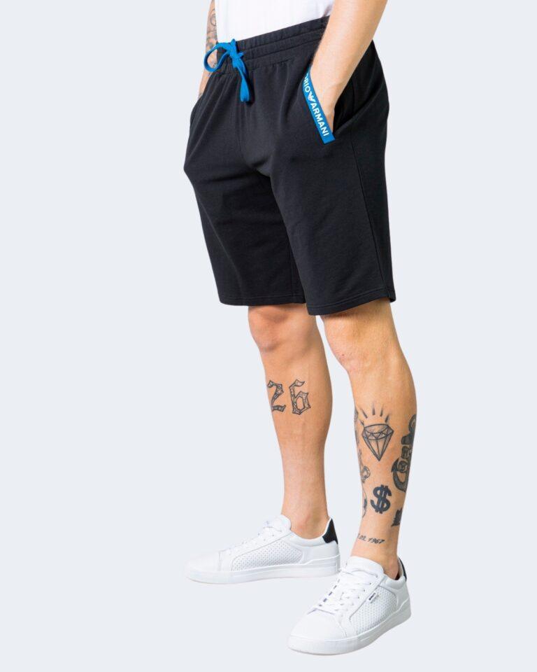 Bermuda Emporio Armani Underwear - Nero - Foto 2