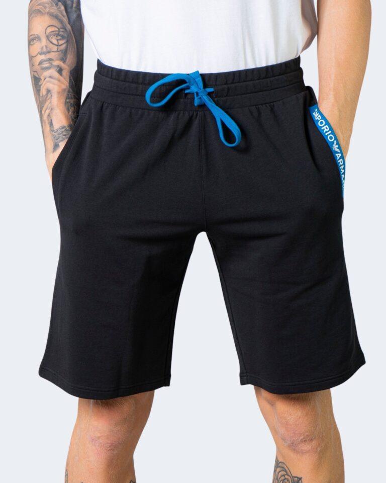 Bermuda Emporio Armani Underwear - Nero - Foto 3