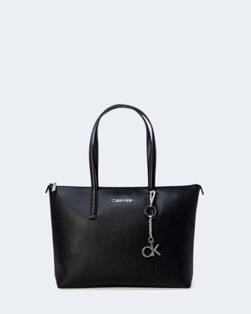 Borsa Calvin Klein SHOPPER Nero - Foto 1