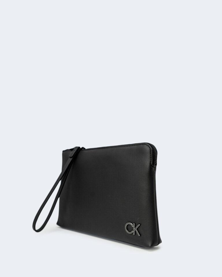 Borsa Calvin Klein POUCH Nero - Foto 3