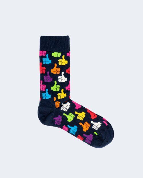 Calzini Happy Socks THUMBS UP SOCKS Nero – 67072