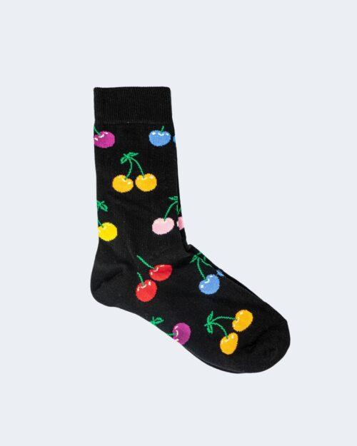 Calzini Lunghi Happy Socks CHERRY SOCK Nero – 22792