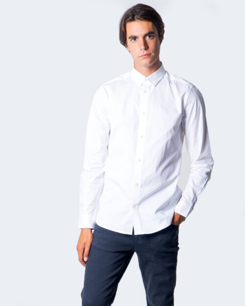Camicia manica lunga Only & Sons BART Bianco - Foto 1