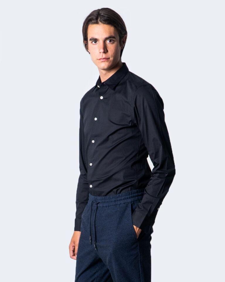 Camicia manica lunga Only & Sons BART Nero - Foto 1
