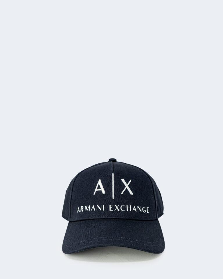 Cappello con visiera Armani Exchange BASEBALL Blu - Foto 1