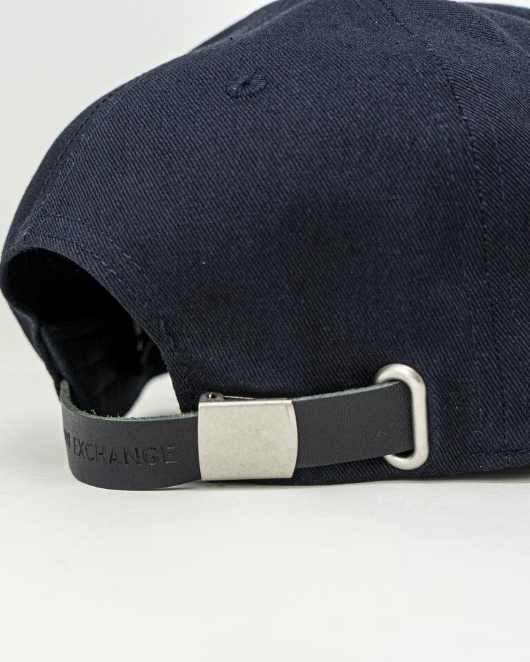 Cappello con visiera Armani Exchange BASEBALL Blu - Foto 4