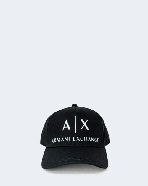 Cappello con visiera Armani Exchange BASEBALL Nero – 65170