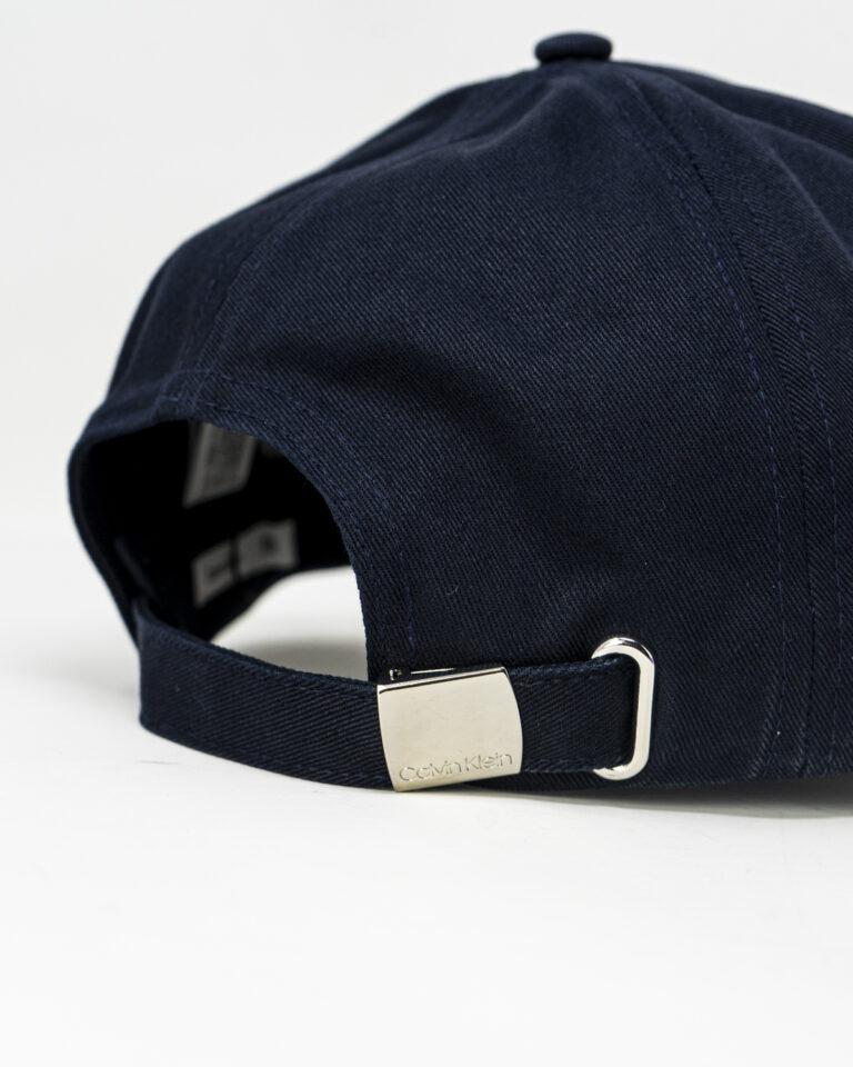 Cappello con visiera Calvin Klein BB Blu - Foto 3