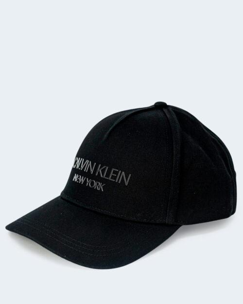 Cappello con visiera Calvin Klein BB Nero – 64743