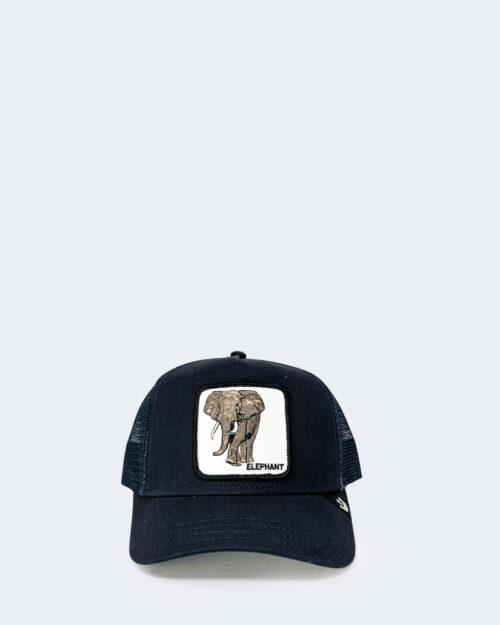 Cappello con visiera Goorin Bros ELEFANTE Blu – 71314