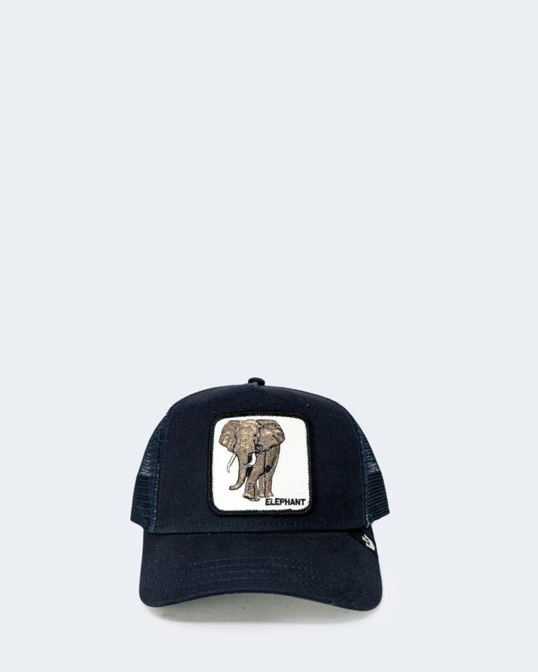 Cappello con visiera GOORIN BROS ELEFANTE Blu - Foto 1