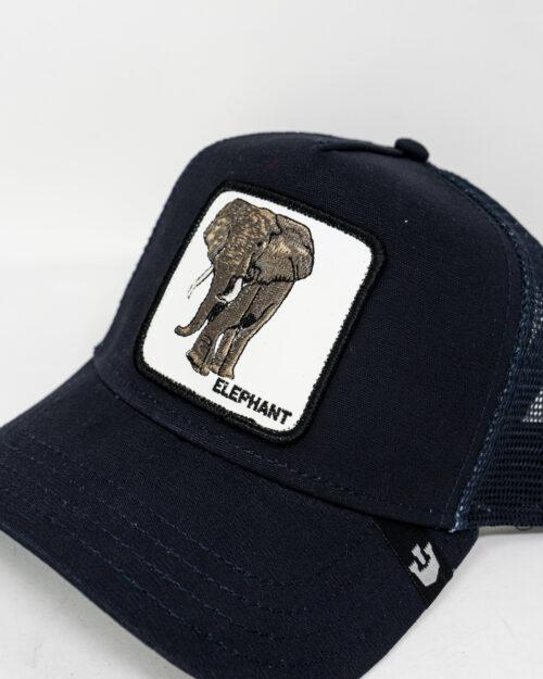 Cappello con visiera GOORIN BROS ELEFANTE Blu - Foto 3