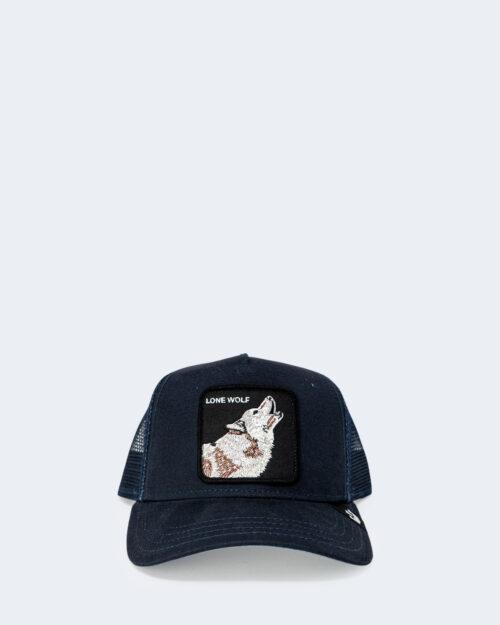 Cappello con visiera Goorin Bros LUPO Blu – 71317