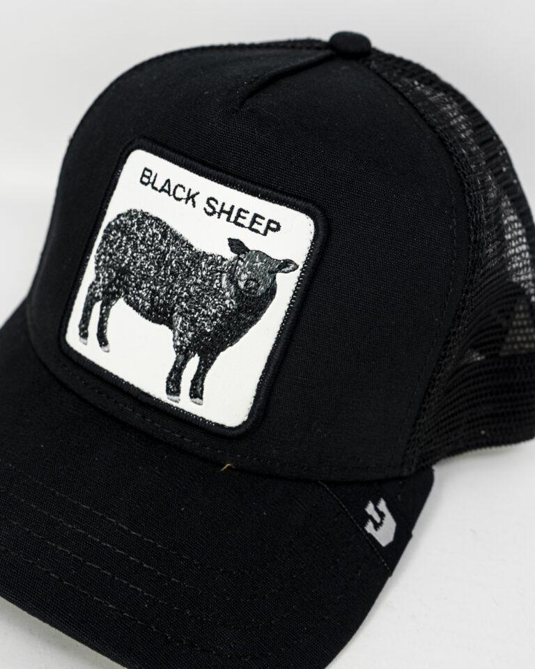 Cappello con visiera GOORIN BROS BLACK SHEEP Nero - Foto 3