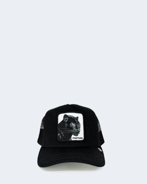 Cappello con visiera GOORIN BROS PANTERA Nero - Foto 1