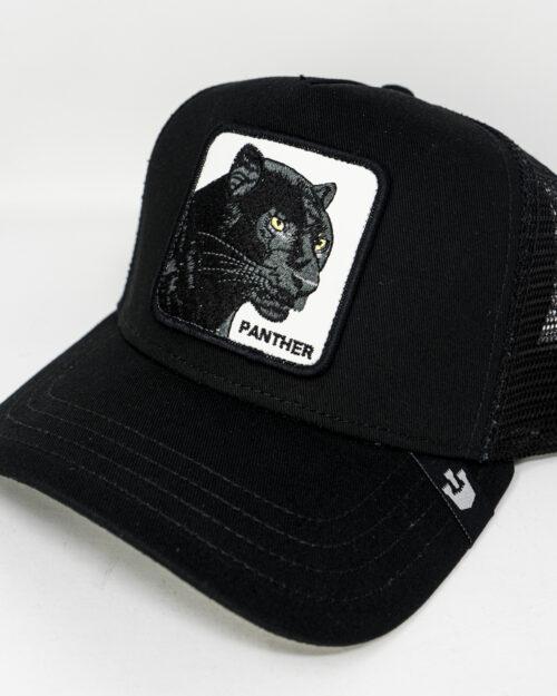 Cappello con visiera GOORIN BROS PANTERA Nero - Foto 3