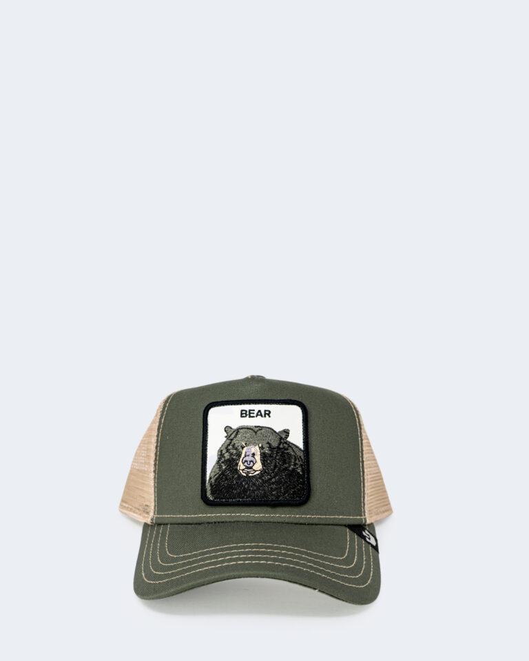 Cappello con visiera GOORIN BROS ORSO Verde Oliva - Foto 1