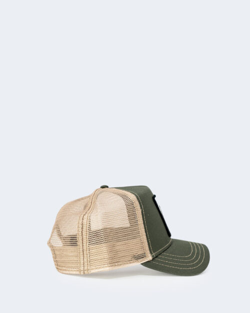 Cappello con visiera Goorin Bros ORSO Verde Oliva – 71316